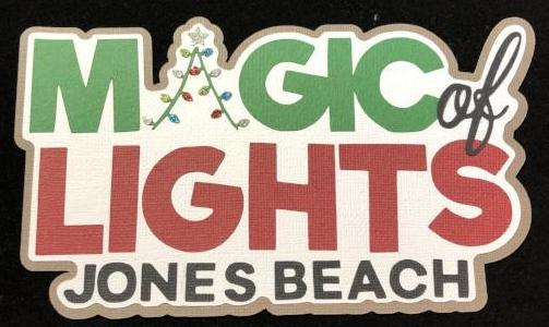 Magic of Lights at Jones Beach