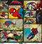 Marvel - Spiderman 12 x 12 Cardstock - Single Side