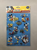 Disney Mickey Mouse Clubhouse Raised Stickers
