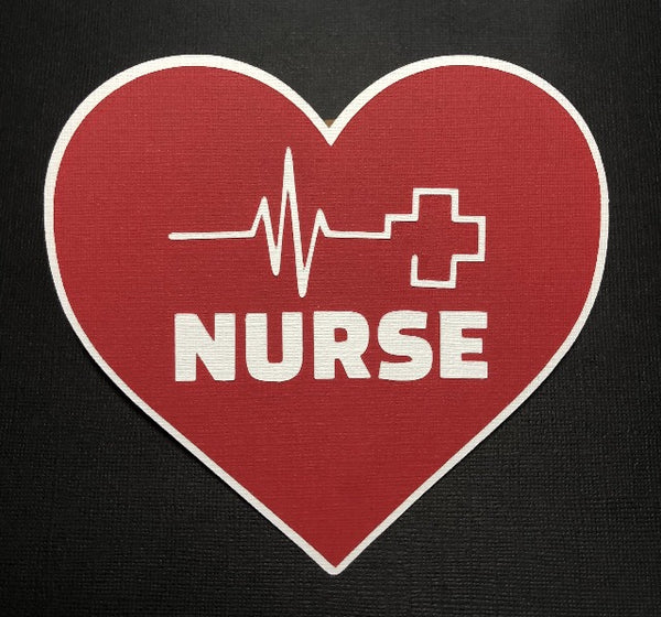 Nurse Die Cut