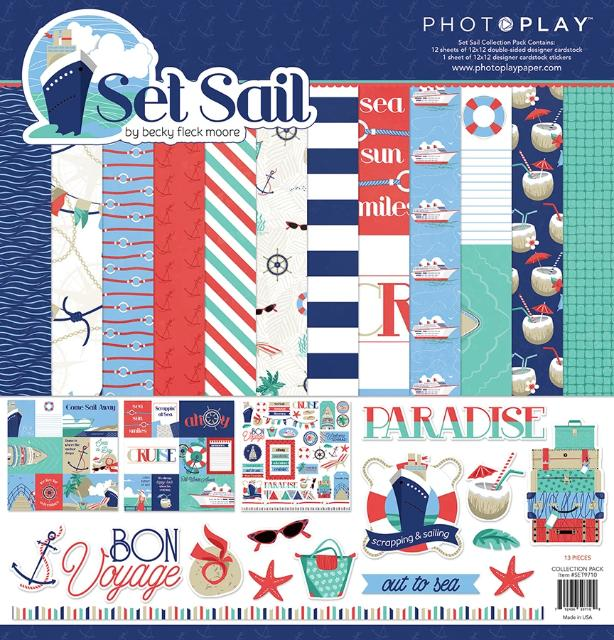 Set Sail Collection Pack