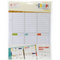 "Sn@p! Planner Inserts Double-Sided 6""X8"" 25/Pkg-Life Documented 52 Weeks"