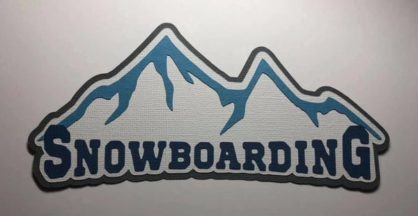 Snowboarding Title