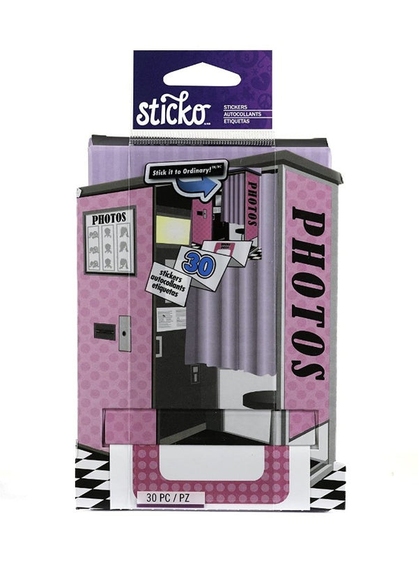Sticko Decorative Stickers, Drama Queen Roll