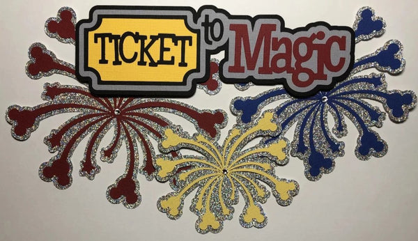 Ticket to Magic Title