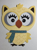 Owl - Yellow