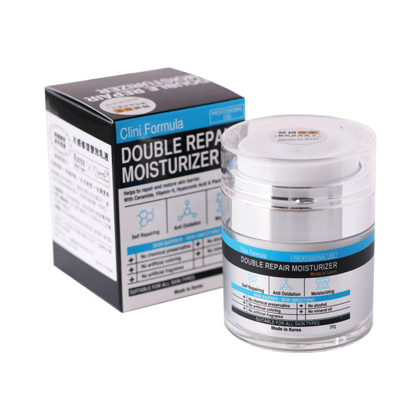 Korea Medi Team x Experts by Y's Recipes - Double Repair Moisturizer 韓國聯乘版「醫療級.超水感全效修復乳液」