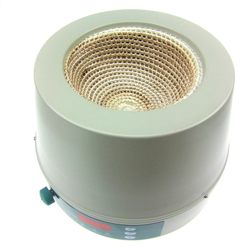 Hardware Factory Store Inc - 1L Digital Magnetic Stirring Heating Mantle 110V - [variant_title]