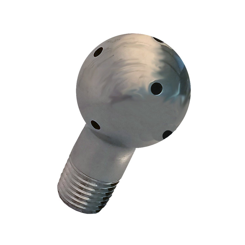 Hardware Factory Store Inc - CIP Shower Ball NPT - [variant_title]