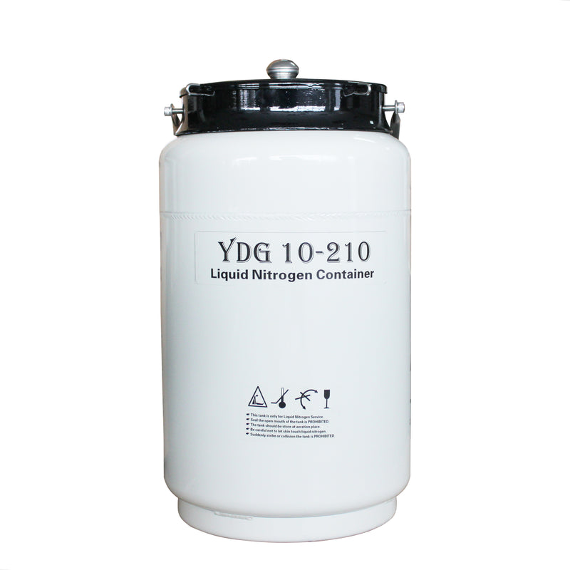 Wide-Mouth Liquid Nitrogen Tanks