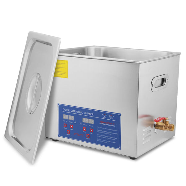 Hardware Factory Store Inc - Commercial Grade Ultrasonic Cleaners - 10L