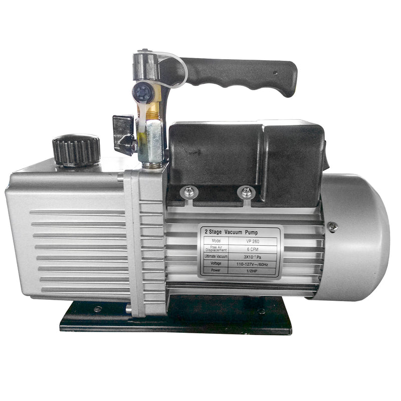 Hardware Factory Store Inc - 6CFM Dual Stage Vacuum Pump - [variant_title]