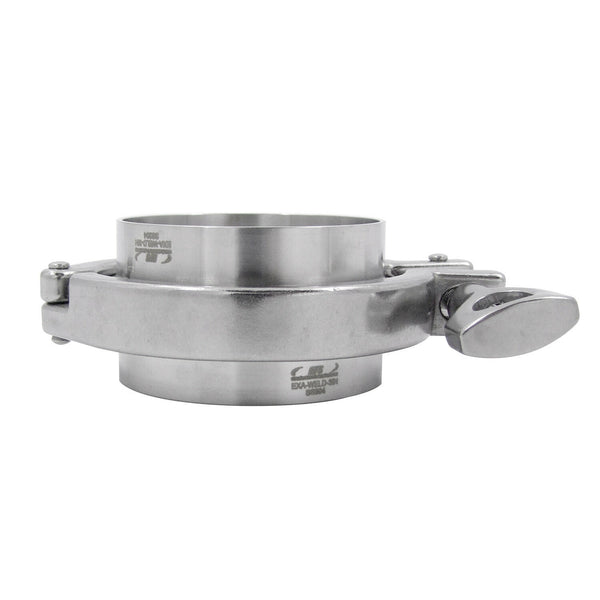 Hardware Factory Store Inc - Tri Clamp Weld On Fitting Set - [variant_title]