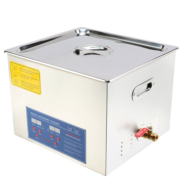 Hardware Factory Store Inc - Commercial Grade Ultrasonic Cleaners - 15L