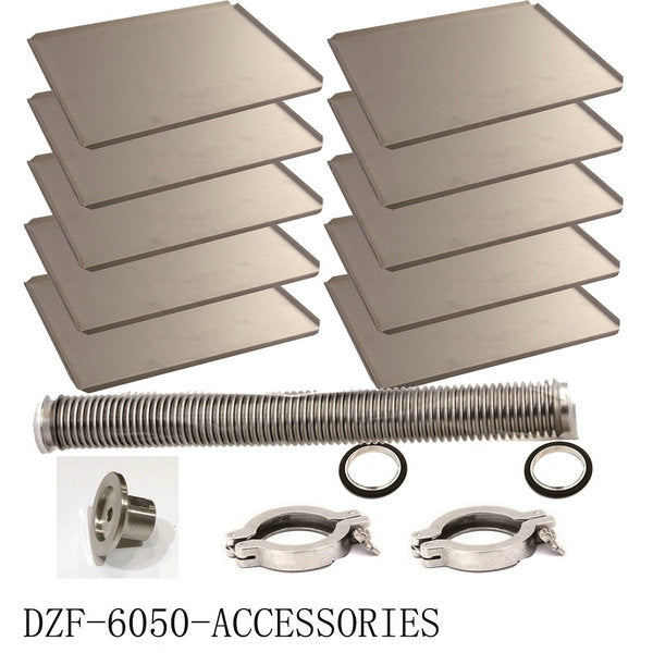 Hardware Factory Store Inc - Full Accessory Set for 1.9 DZF-6050 Oven - [variant_title]