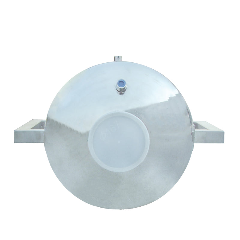 HFS(R) 14x24'' Jacketed Vessel with Mounting Arms