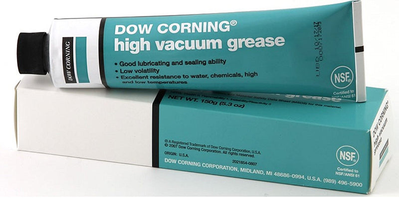Hardware Factory Store Inc - Dow Corning Vacuum Lubricant 5.3oz Tube 150 Gram - [variant_title]