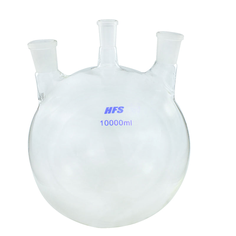 Hardware Factory Store Inc - Round Bottom 3-Neck Flask - 10L