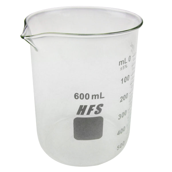 Hardware Factory Store Inc - Graduation Glass Beaker with Spout - [variant_title]