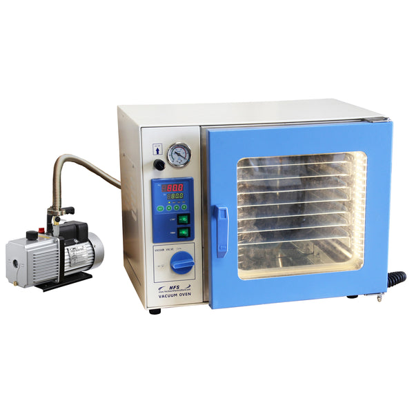 1.9 CuFt Oven Bundle - 12 Shelf Vacuum Oven Bundle