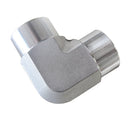 Hardware Factory Store Inc - Female NPT Elbow 90 Degree - 1/2""