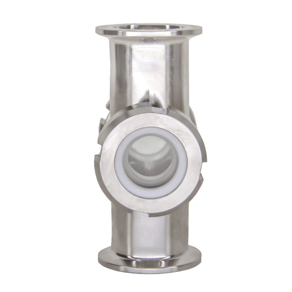 Hardware Factory Store Inc - Tri Clamp Inline Dual Port Sight Glass - [variant_title]