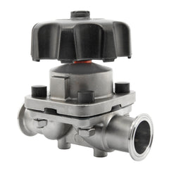 "1.5"" Tri Clamp Diaphragm Valve"