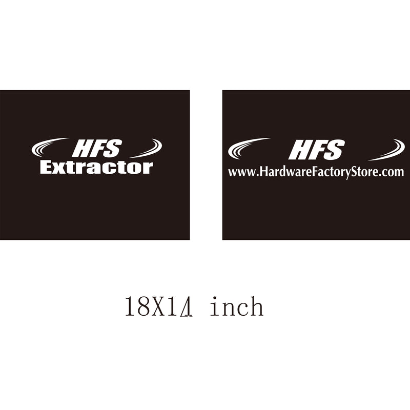 HFS Shopping Bag 18X14''