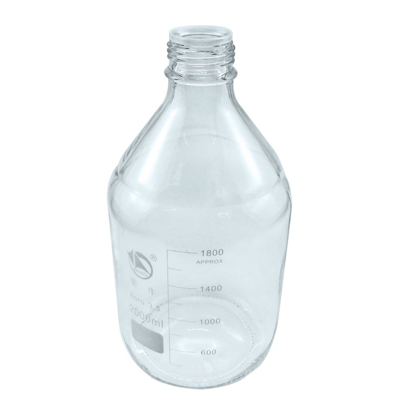 Hardware Factory Store Inc - Glass Media Bottles - [variant_title]