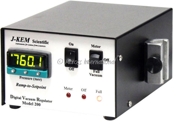Hardware Factory Store Inc - J-KEM DVR-200 Digital Vacuum Regulator Controller - [variant_title]