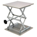 Hardware Factory Store Inc - Lab Jack Stand - Stainless - 12x12x15""