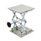 Hardware Factory Store Inc - Lab Jack Stand - Stainless - 8x8x10""
