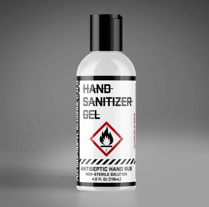 Krabot Labs, Hand Sanitizer
