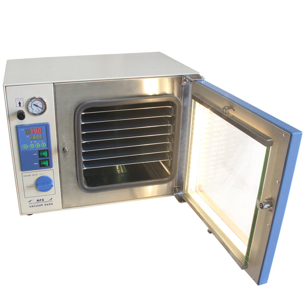 0.9 CuFt Vacuum Oven - 7 Shelf