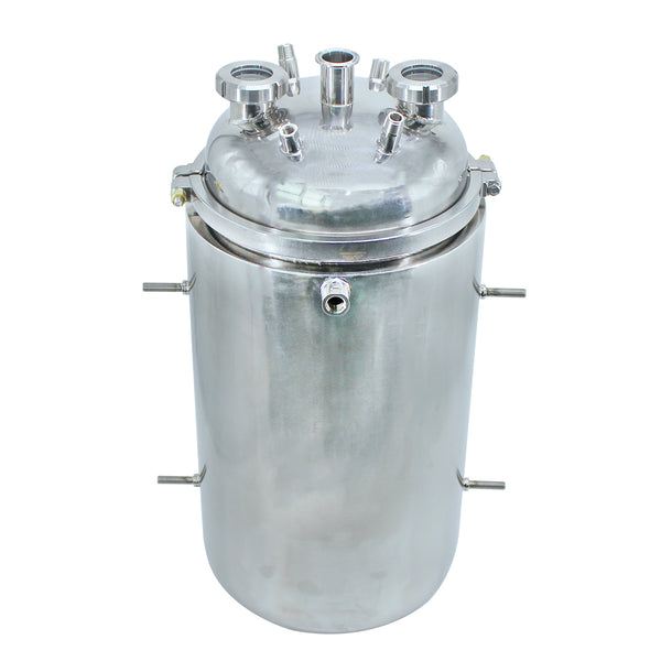 Hardware Factory Store Inc - 12 X 24 Bottom Spout Base with Spherical Lid - [variant_title]