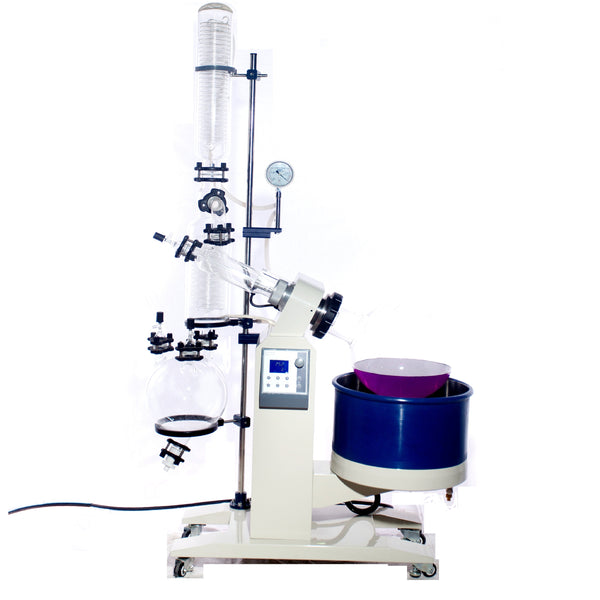 Hardware Factory Store Inc - 20L Rotary Evaporator w/ Motorized Lift 220V - [variant_title]