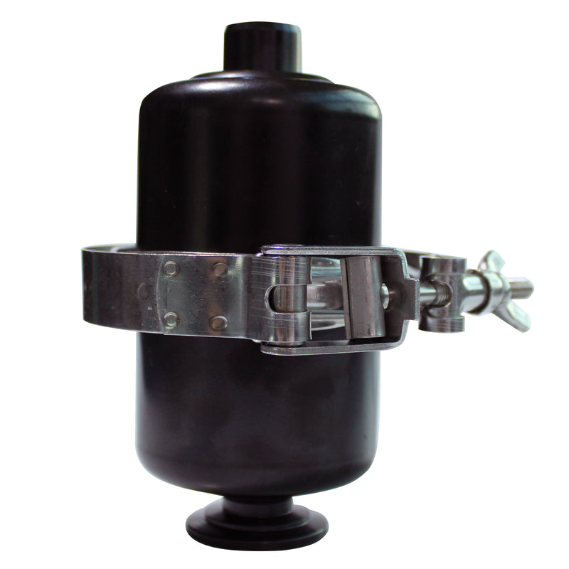 Dual-Stage Vacuum Pump Exhaust Oil/Fume Filter