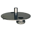"Hardware Factory Store Inc - 12"" Extractor Lid Flat - [variant_title]"