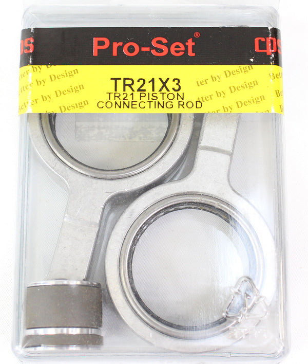 Hardware Factory Store Inc - CPS Tr21X3 Oilless Compressor Connecting Rod With Bearings - [variant_title]