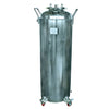 "Jacketed Solvent Tank, 16x48"", Pressure Tested, Ready to Use"