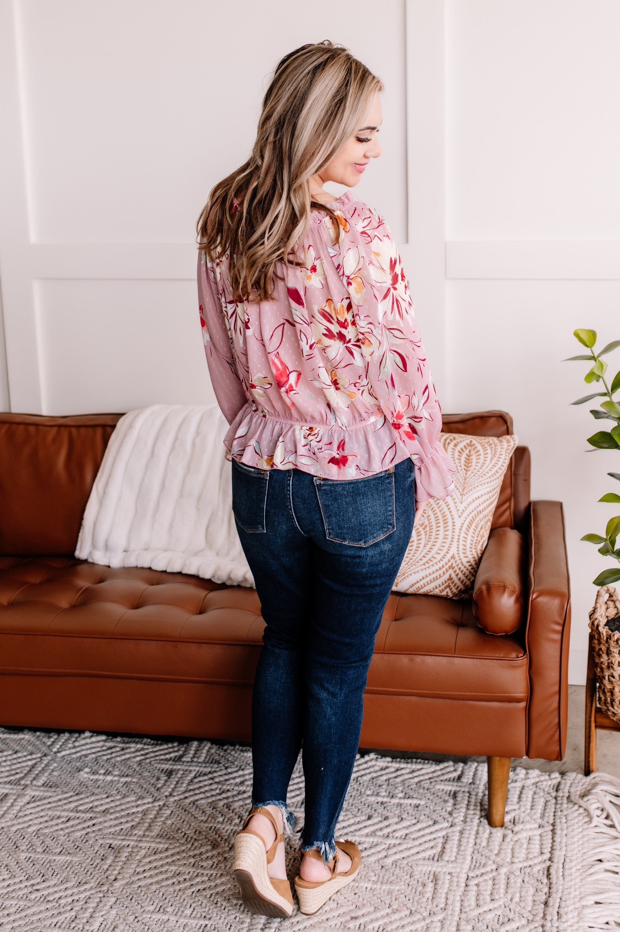 Above and Beyond Theradenim Skinny Jeans-Clothing-Rise Apparel-[option4]-[option5]-[option6]-[option7]-[option8]-Shop-Boutique-Clothing-for-Women-Online