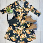 Taylor Dress - Black and Yellow Floral-dress-Michelle Mae-[option4]-[option5]-[option6]-[option7]-[option8]-Shop-Boutique-Clothing-for-Women-Online