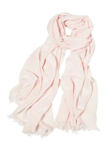 Large Scarf - Blush