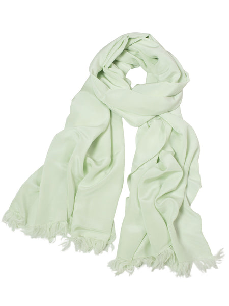Large Scarf - Mint