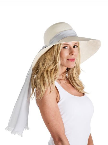 Wide-brim Panama - Breeze