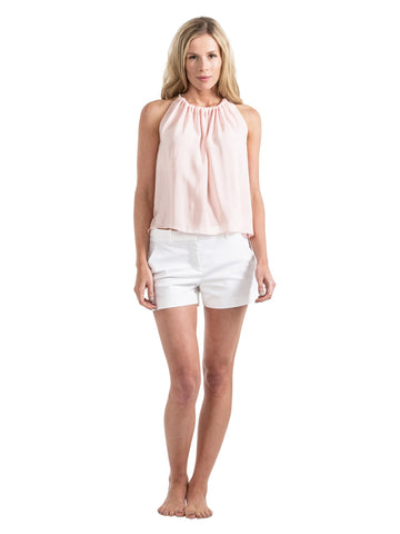 Sleeveless Top - Blush