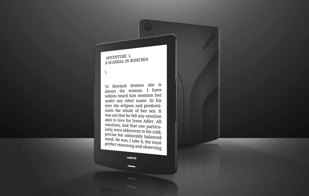 e-reader inkBOOK Caalypso