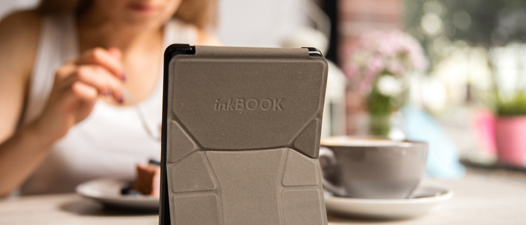 inkBOOK Yoga case