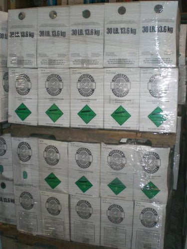 Pallet of R134A Automotive Refrigerant 40 x 30lb Cylinders FREE FREIGHT!