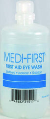 Eye Wash 8oz Resealable